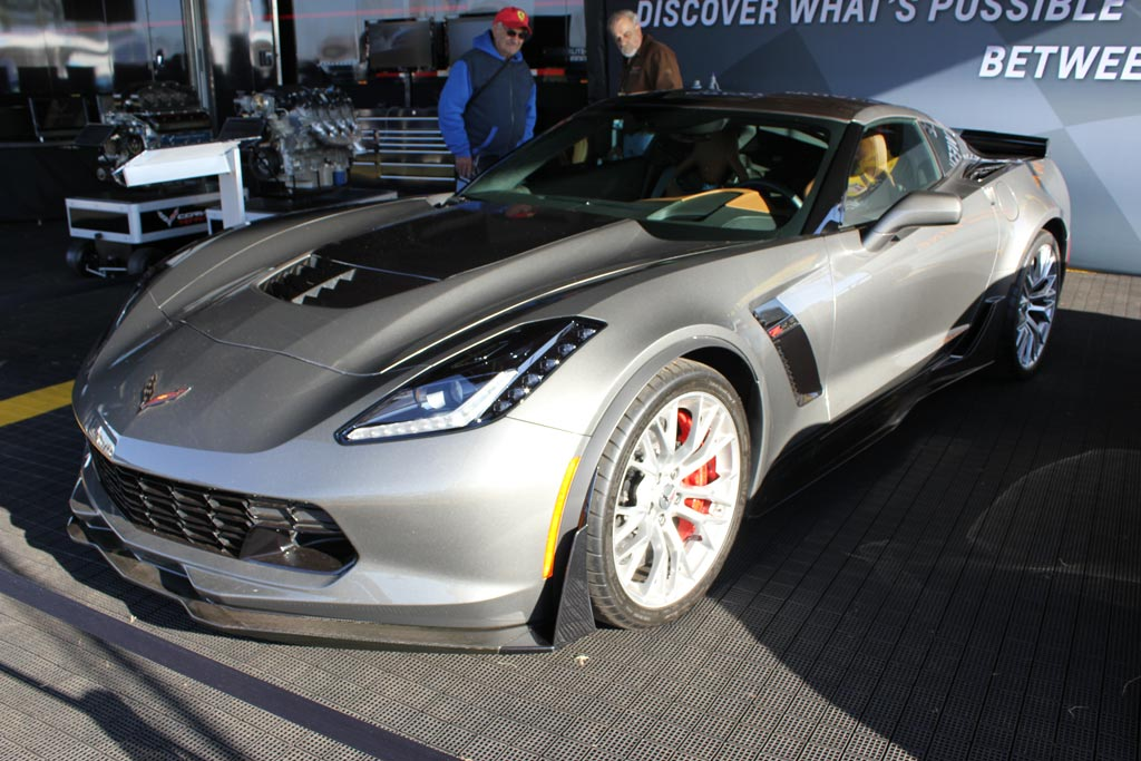 California Chevrolet Dealer Marks Up A 2015 Corvette Z06 by $49,995