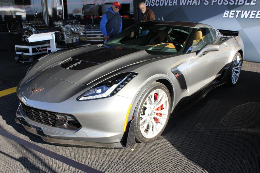 California Chevrolet Dealer Marks Up A 2015 Corvette Z06 By 49 995 Corvette Sales News Lifestyle