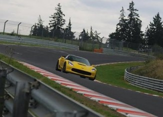 """Corvette Enthusiasts """"Do the Math"""" to Calculate the Corvette Z06 Nurburgring Time"""