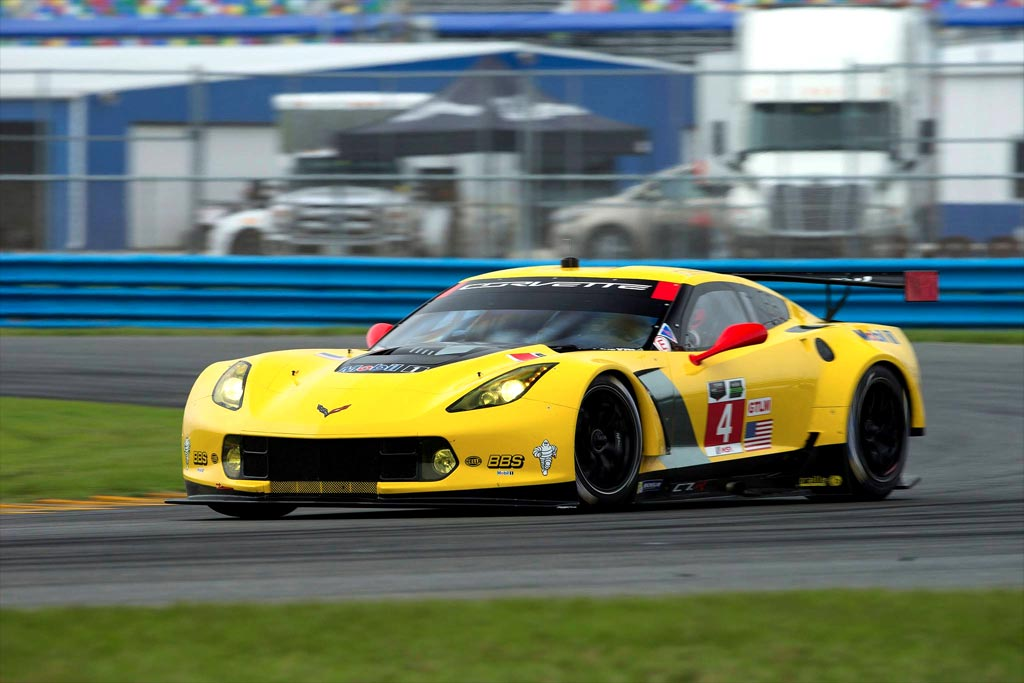 Corvette Racing at Daytona: Start of a New Season