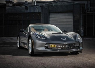 [PICS] Austrian-Based O.CT Tuning Goes to Work on the Corvette Stingray