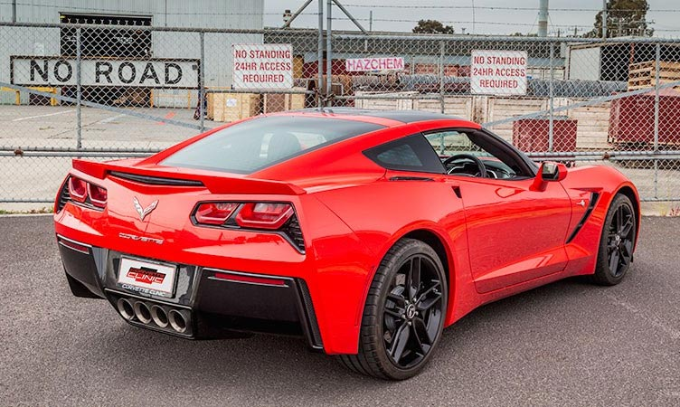 Is the Corvette Headed to Australia for Holden?