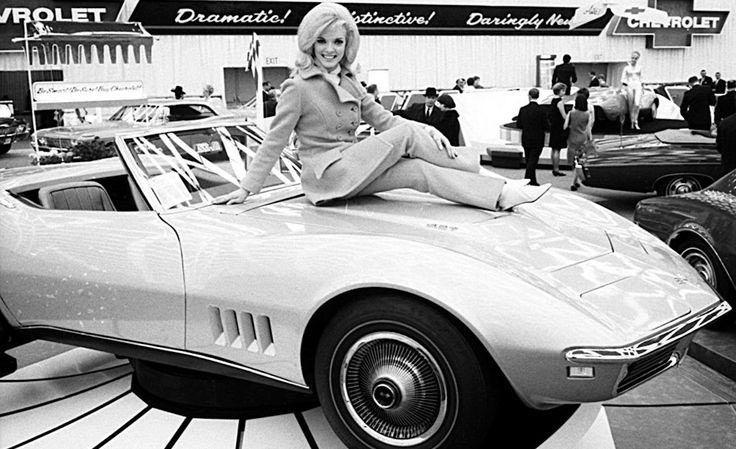 [PIC] Throwback Thursday: The All-New C3 Corvette at the 1968 Detroit Auto Show
