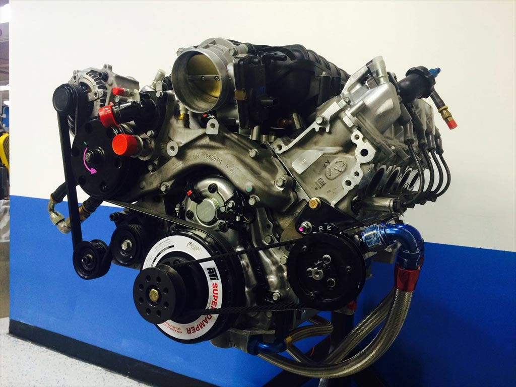 Katech Previews Their 703 Horsepower Naturally Aspirated