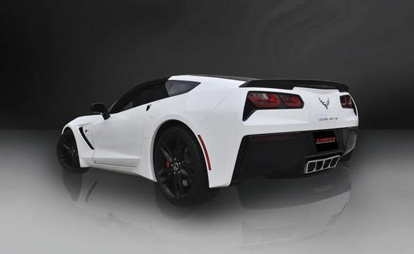 CORSA Releases New Polygon 'Tail Light' Exhaust Tips for the C7 Corvette