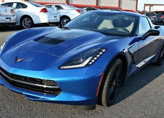 GM Issues a Recall of Forty-Three 2015 Corvettes for a Suspension Issue