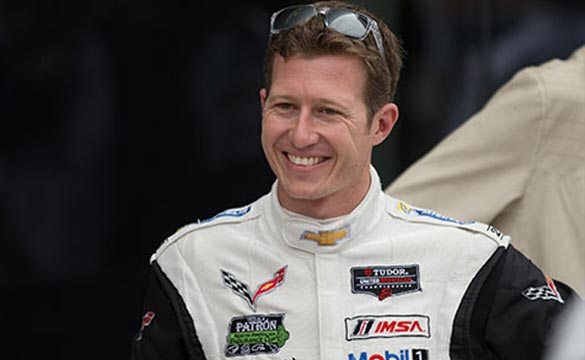 Ryan Briscoe Set to Join Corvette Racing for the 24 Hours of Le Mans