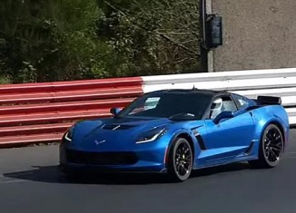 Chevy Debunks Report of a 2015 Corvette Z06 Lapping the Nurburgring in 6:59.13