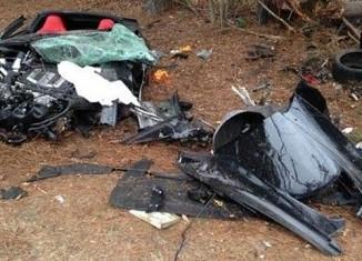 [ACCIDENT] Corvette Z06 Driver Killed in High Speed Crash in Arkansas