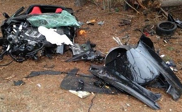 [ACCIDENT] Corvette Z06 Driver Killed in High Speed Crash in Arkansas