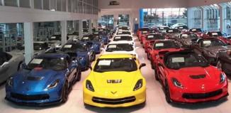 January 2015 Corvette Sales
