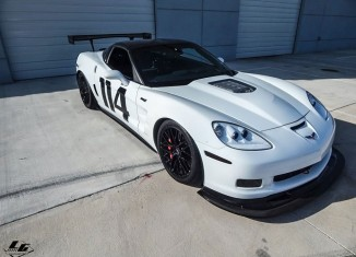 [PICS] LG Motorsports Preps this C6 2013 Corvette ZR1 for the Track