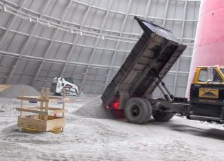[VIDEO] The Sinkhole at the Corvette Museum has been Filled