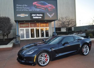 Corvette Delivery Dispatch with National Corvette Seller Mike Furman for Week of Feb. 1st
