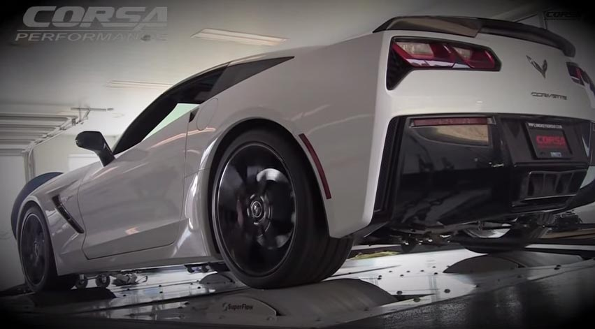 [VIDEO] Inside the Development of CORSA's C7 Corvette Exhaust Systems