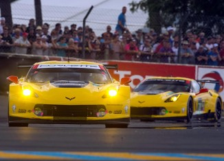 Corvette Racing Receives Invitation for the 2015 24 Hours of Le Mans