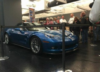 [VIDEO] The Corvette Museum Commemorates the One Year Anniversary of the Sinkhole