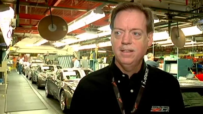 [VIDEO] Corvette Museum's Sinkhole Also Brings Record Visitors to the Corvette Assembly Plant
