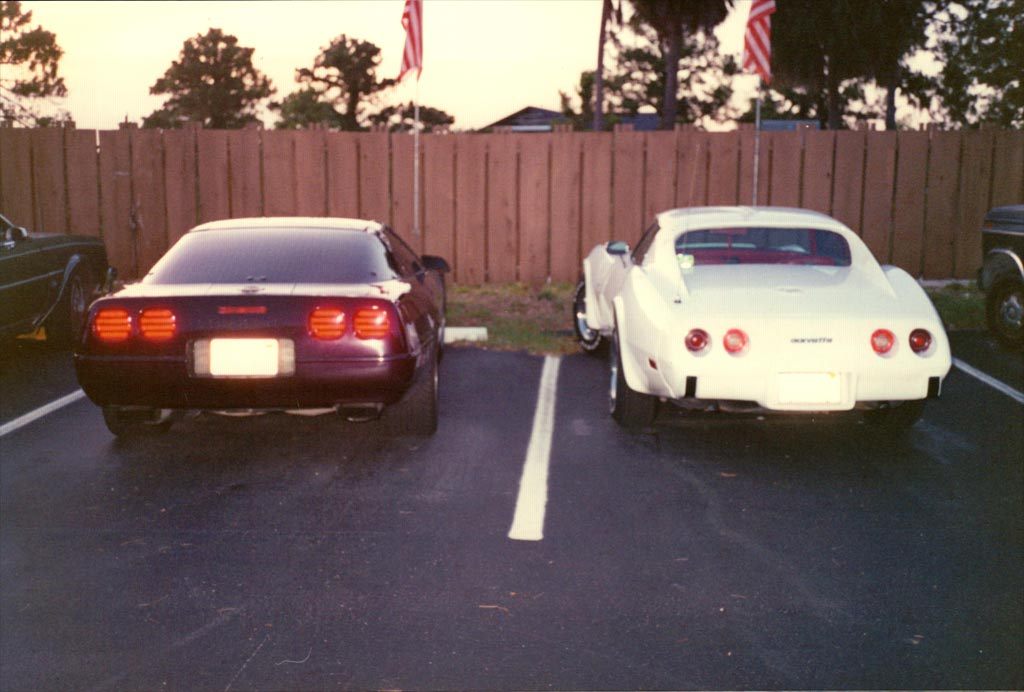 Chance Parking Lot Encounter Leads to Love for Two Corvette Owners