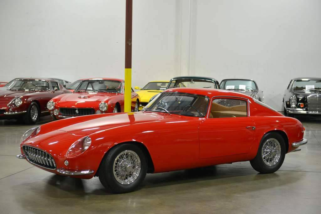 Rare Scaglietti-Bodied 1959 Corvette Fuelie for Sale for $995,000
