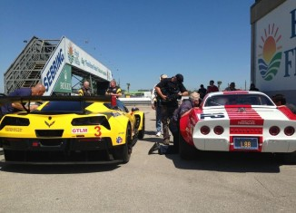 [DVR ALERT] Velocity TV's AmeriCarna Looks at Corvette Racing's DNA From L88 to C7.R