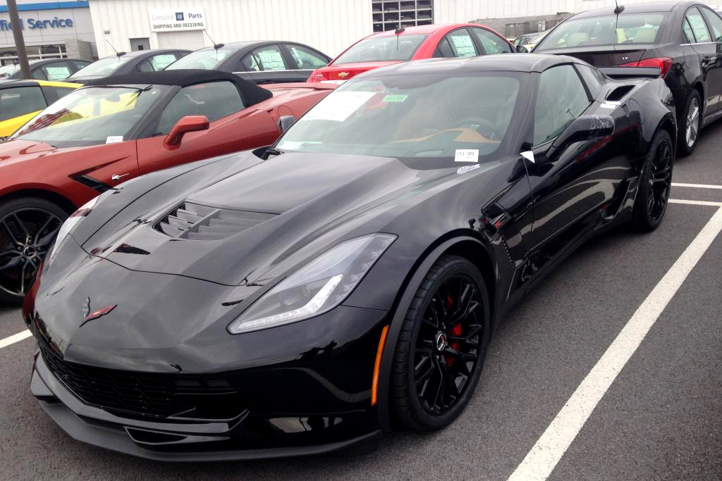 Corvette Delivery Dispatch with National Corvette Seller Mike Furman for Week of Feb. 15th