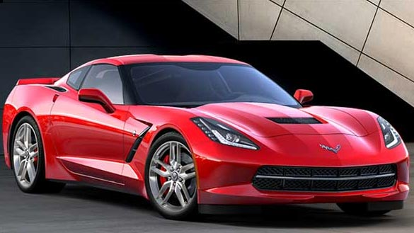South Richmond Rotary Club Raffling Off a 2015 Corvette Stingray Built the Way You Want