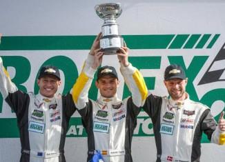 Corvette Racing's Briscoe Looks to Duplicate Daytona's Success at Sebring
