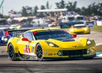 IMSA Releases Entry List for the 2015 Twelve Hours of Sebring