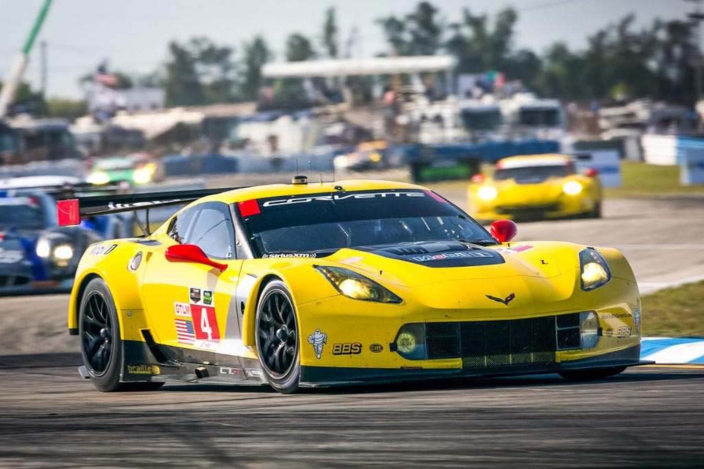 IMSA Releases Entry List for the 2015 Twelve Hours of Sebring