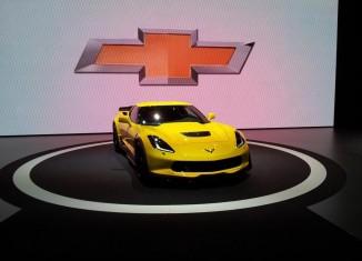 2015 Corvette Z06 Debuts at Geneva Motor Show