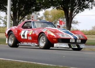 See Mid America Motorworks' 1968 Rebel L88 LeMans Corvette Racer at Amelia Island