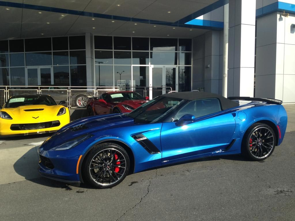 Corvette Delivery Dispatch with National Corvette Seller Mike Furman for Week of March 1st