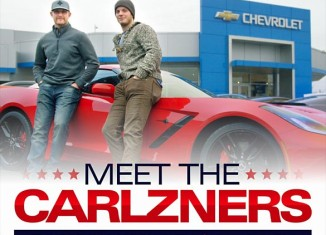 """[VIDEO] Sport Corvette is Hosting """"Meet the Carlzners"""" on Thursday, March 12th"""