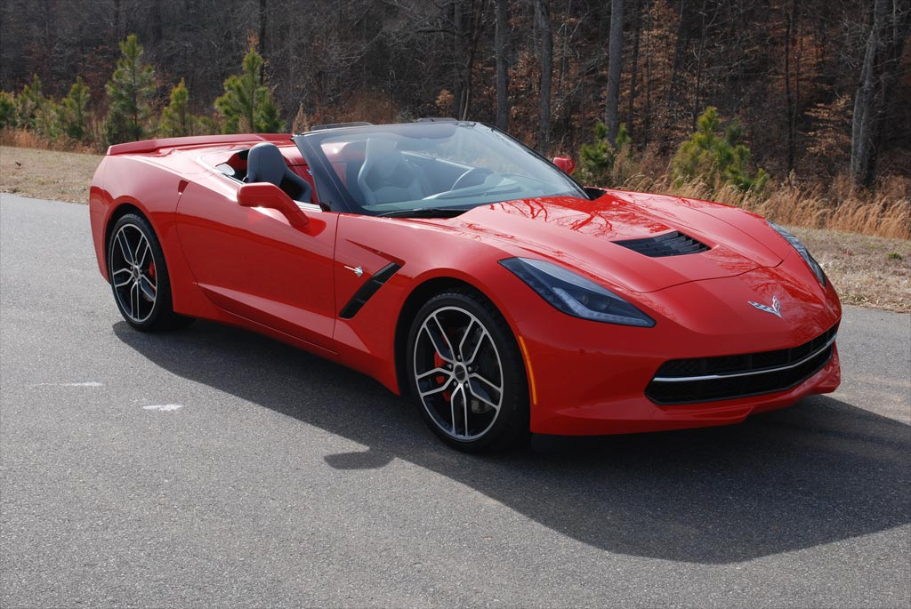Win Jeff Gordon's 2015 Corvette Stingray and Support Childhood Cancer Research
