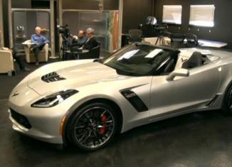 [VIDEO] Corvette Chief Engineer Denies Plans for a Mid Engine Corvette Zora ZR1