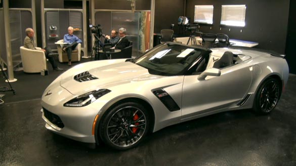 [VIDEO] Corvette Chief Engineer Denies Plans for a Mid Engine Corvette Zora ZR1