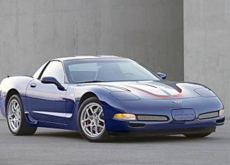 Collectible Corvettes: 2004 Corvette Z06 Commemorative Edition