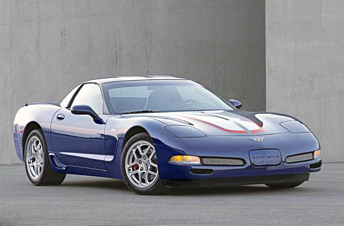 Collectible Corvettes: 2004 Corvette Z06 Commemorative Edition