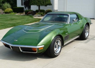 [GALLERY] All Corvettes are Green on St. Patrick's Day (44 Corvette photos)