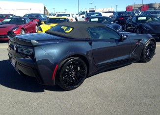 Corvette Delivery Dispatch with National Corvette Seller Mike Furman for Week of March 15th
