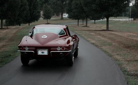 [VIDEO] Autoblog's Car Club USA Visits Bowling Green's Corvette Homecoming Show
