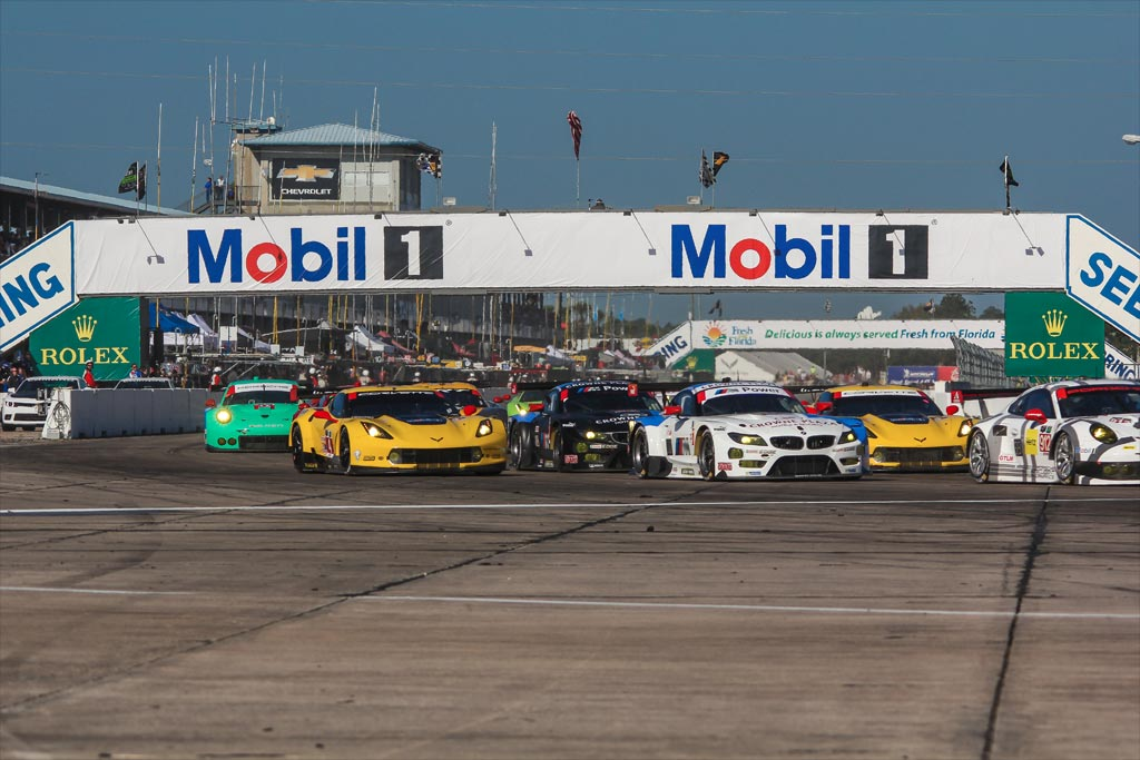 Mobil 1 Celebrates 20 Years as Title Sponsor of the Twelve Hours of Sebring