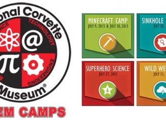Edelbrock Family Foundation and the Corvette Museum Partner Up for Summer Camps