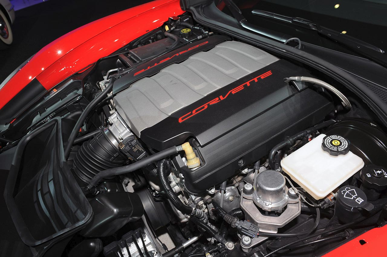 GM to Reduce the Powertrain Warranty on Corvettes by 40,000 Miles in 2016