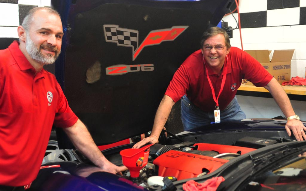 National Corvette Museum Unveils New Vehicle Maintenance and Preservation Department