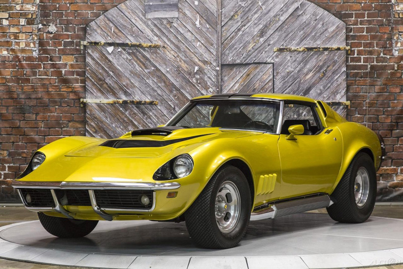 Corvettes on eBay: Super Rare 1 of 10 1969 Baldwin-Motion Phase III GT Corvette