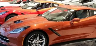 March 2015 Corvette Sales