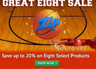 Zip Corvette's Great Eight Sale