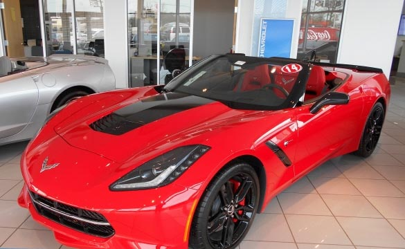 Corvette Sales Spotlight: Save 10K Off MSRP on this 2014 Corvette Stingray at Sport Corvette